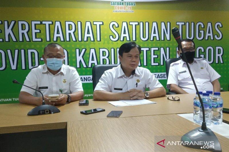 PSBB Kabupaten Bogor diperpanjang, jam operasional pusat keramaian dilonggarkan