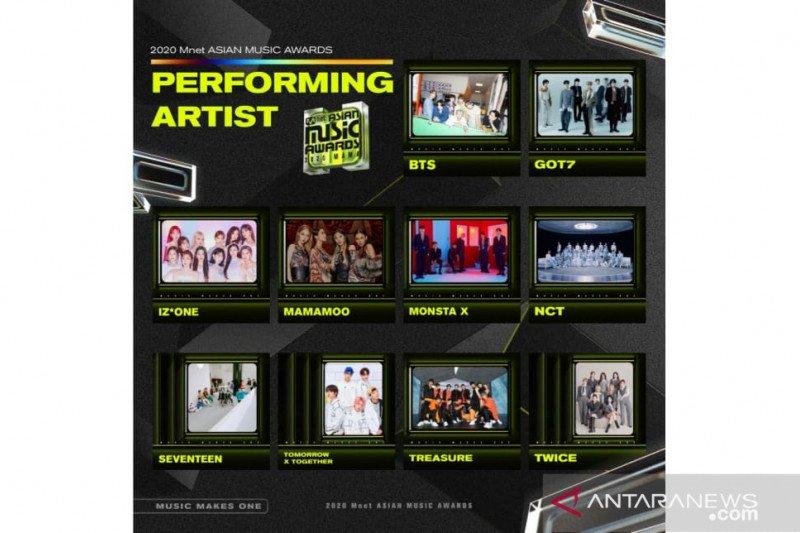 """Penghargaan K-Pop """"MAMA 2020"""" tayang eksklusif di JOOX"""