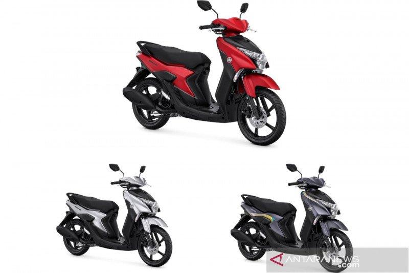 Yamaha luncurkan 'sepeda motor multiguna' skutik Gear 125