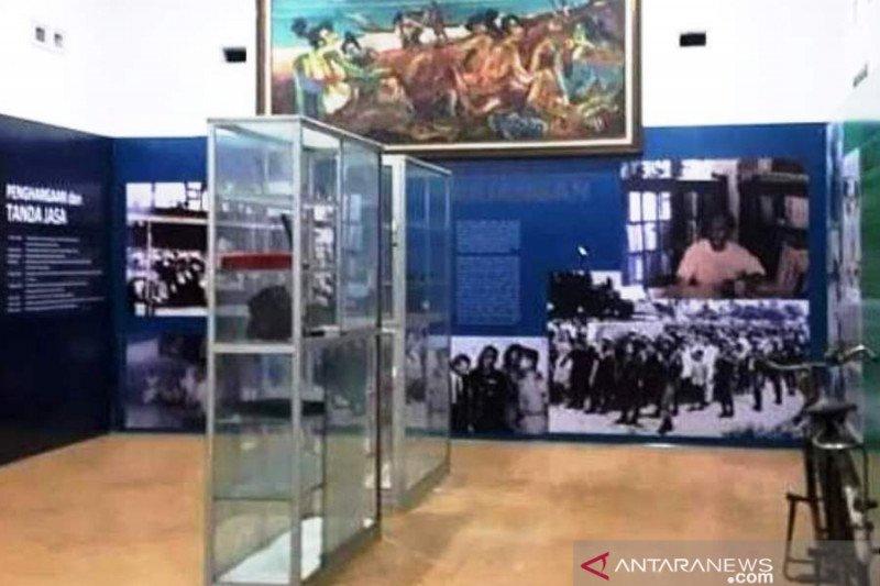 Museum AK Gani Palembang  gelar pameran jejak pejuang asal Sumsel