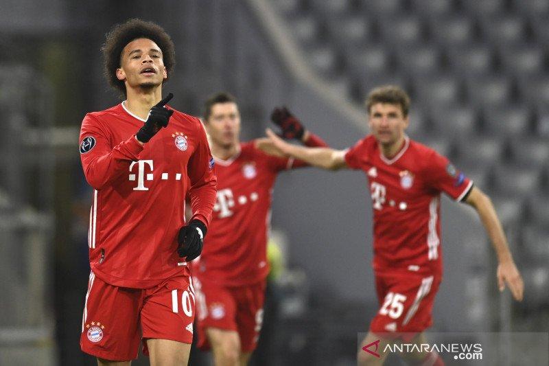 Liga Champions - Bayern perbesar peluang pertahankan gelar