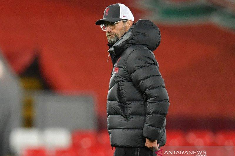 Jurgen Klopp akui Liverpool pantas kalah dari Atalanta