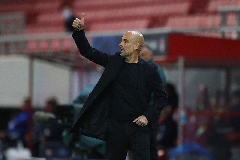 City lolos ke fase gugur, Guardiola: saatnya fokus ke Liga Premier
