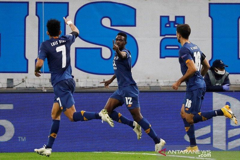 Marseille terusir dari Liga Champions