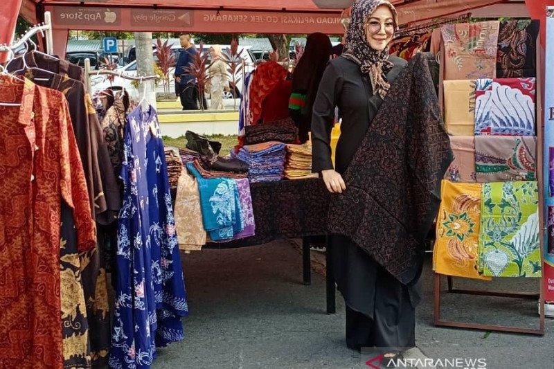 Pengelola Batik Loempo raih penghargaan Upakarti 2020