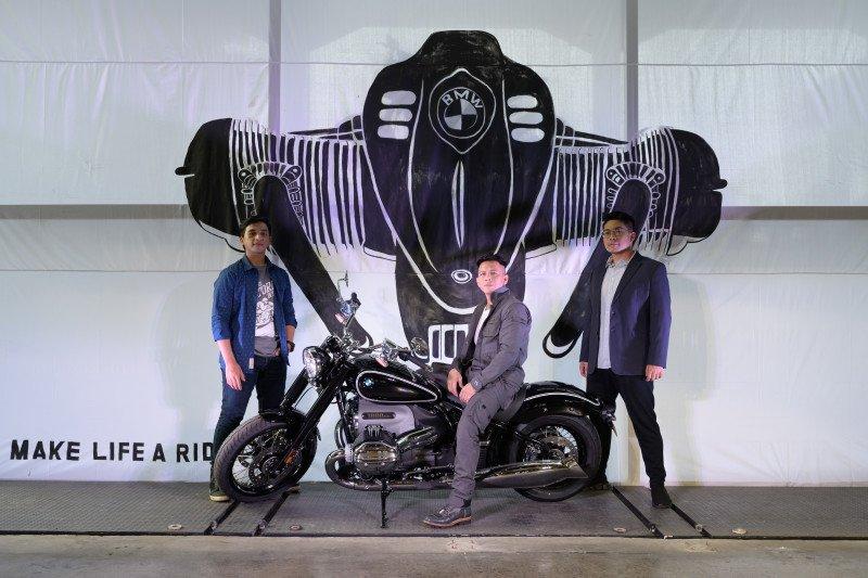 BMW R 18 First Edition resmi diluncurkan di Indonesia