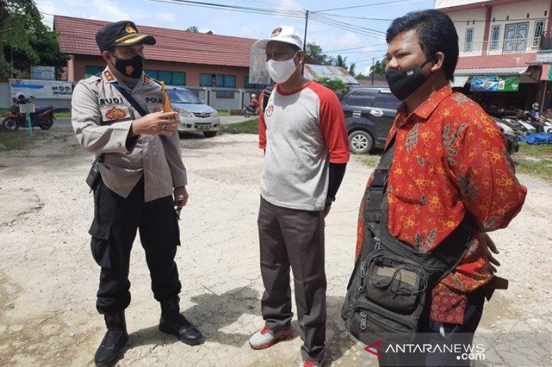 Polres Gumas petakan kerawanan jalur distribusi logistik Pilkada