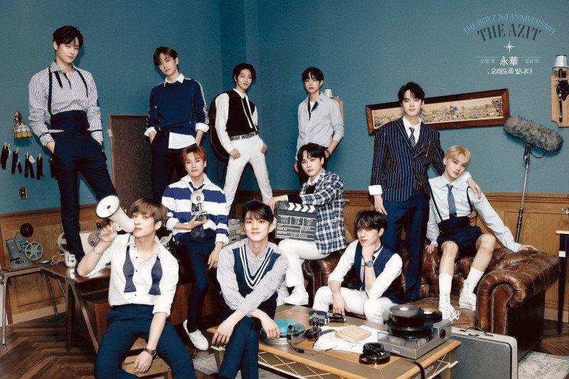 The Boyz akan luncurkan lagu baru saat rayakan debut ke-3 tahun