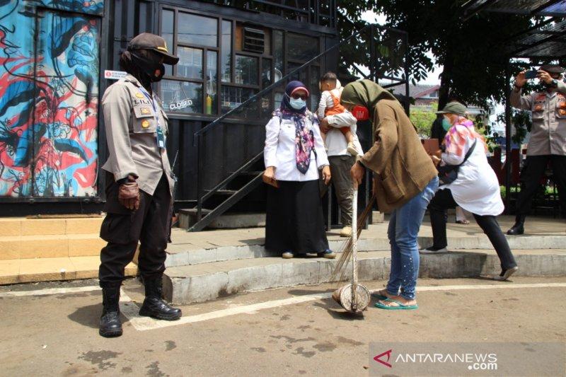 Kasus positif COVID-19 harian Kota Bandung tembus rekor tertinggi