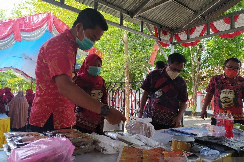 Peringati Hari Ikan Nasional, Pemkab Gowa gelar pameran olahan ikan UMKM