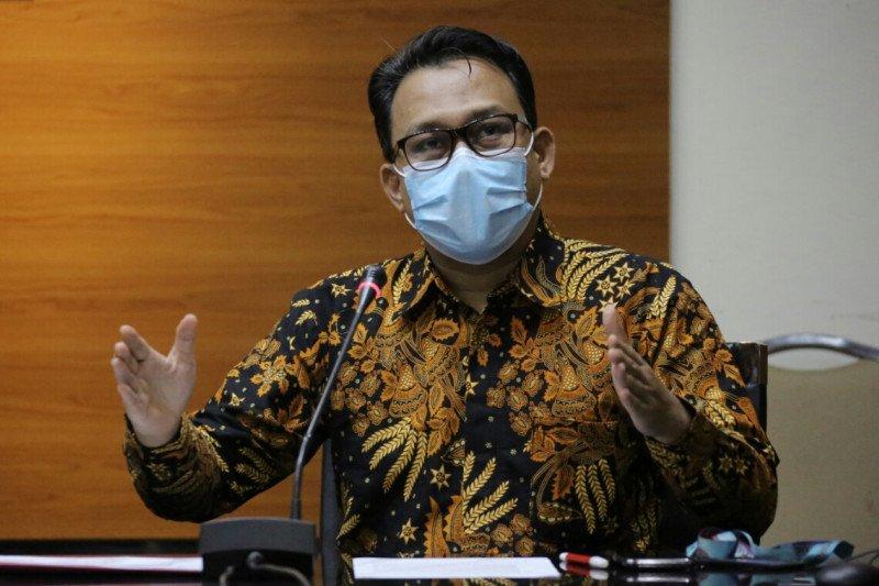 Dua tersangka dalam kasus Menteri Edhy Prabowo serahkan diri ke KPK