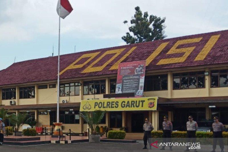Tim Saber Pungli tangkap PNS Pemkab Garut terkait dugaan penipuan