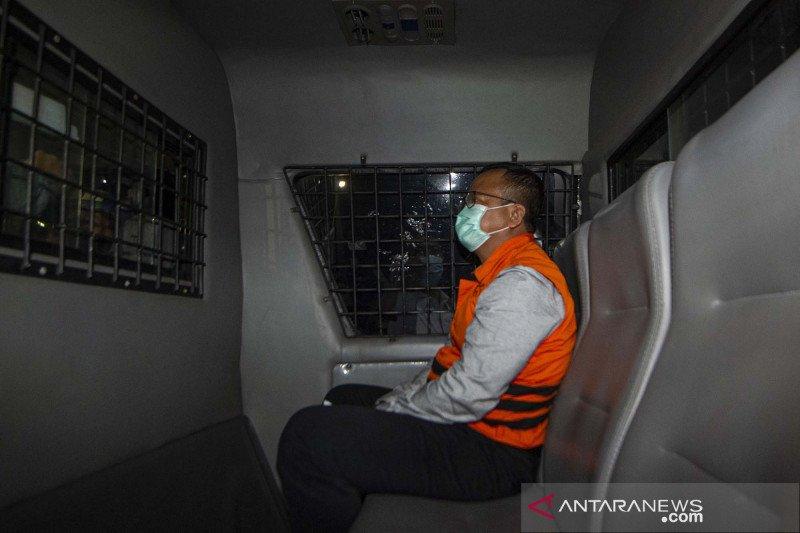 Tersangka Edhy Prabowo dan kawan-kawan menjalani isolasi mandiri 14 hari