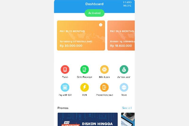 Fintech Kredivo, platform digital Indonesia dapat suntikan 100 juta dolar dari AS