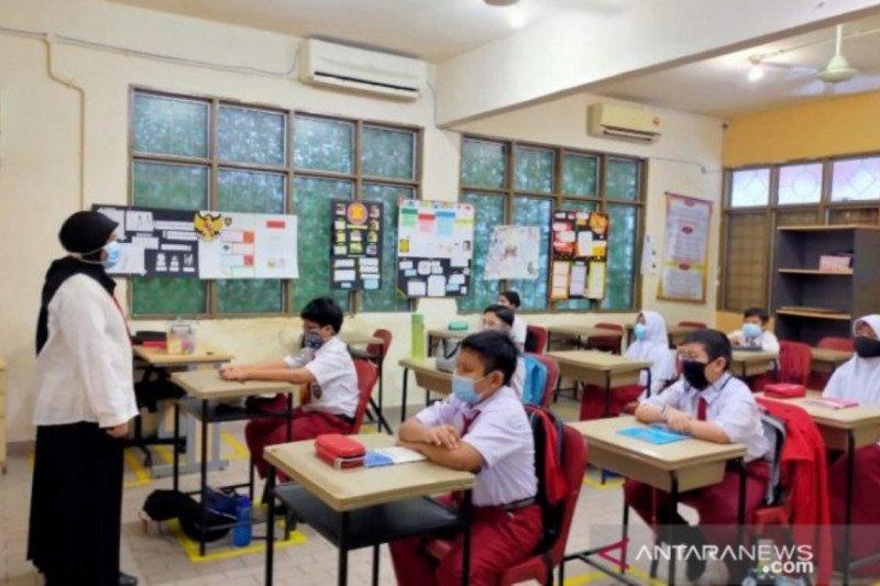 Pembukaan sekolah tatap muka harus melalui persetujuan orang tua