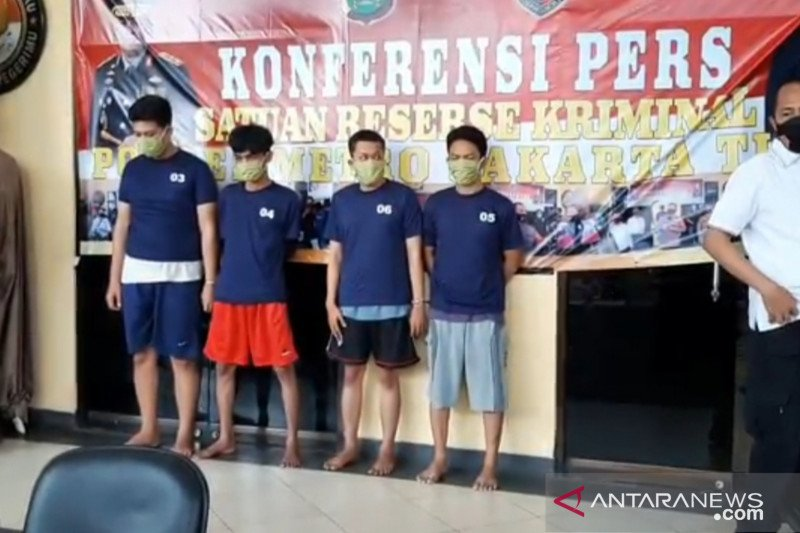 Pengendara ojek online jambret ponsel prajurit TNI