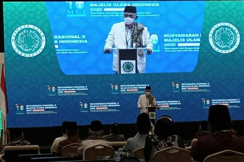 KH Miftachul Akhyar, terpilih jadi Ketum MUI 2020-2025