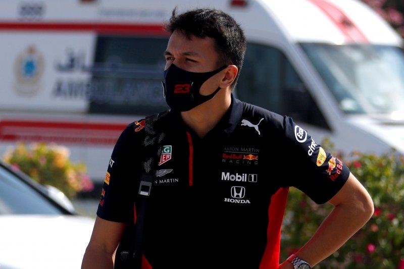 Tiga balapan terakhir, Albon ingin buktikan diri ke Red Bull