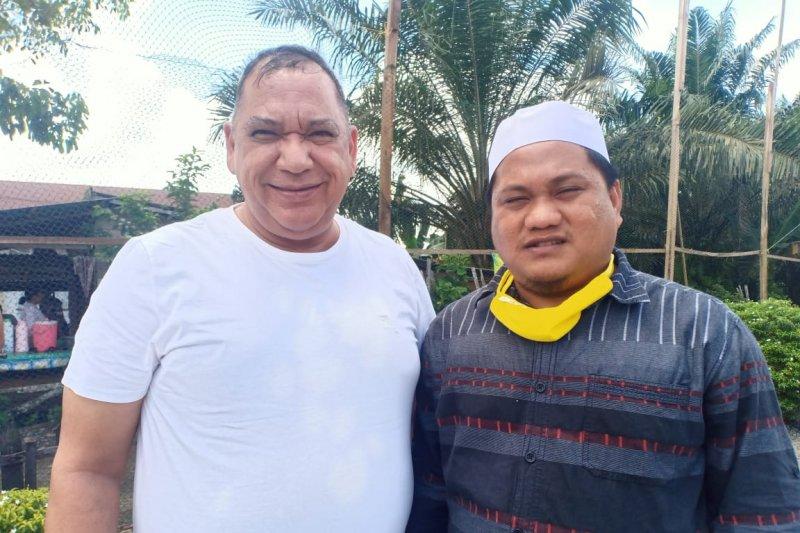 Ingin angkat sepakbola Tanbu, legenda kiper Barito Putera ajak fans pilih ZR