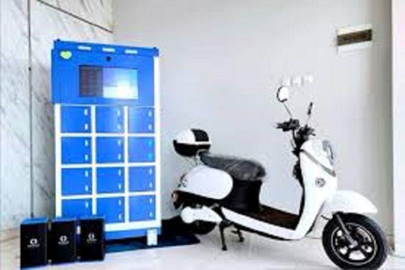 Sepeda motor listrik memiliki peluang besar untuk berkembang di Indonesia