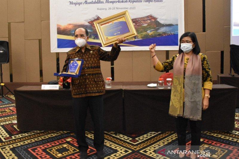 Kota Kupang raih penghargaan dari Menkeu