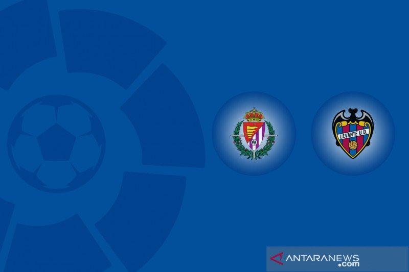 Levante hentikan momentum kemenangan beruntun Valladolid