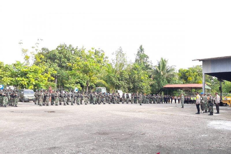 Panglima TNI gelar pertemuan dengan tokoh masyarakat Papua di Timika