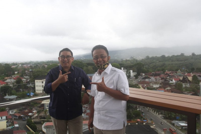 Fadli Zon yakin Nasrul Abit-Indra Catri menang di Pilkada Sumbar