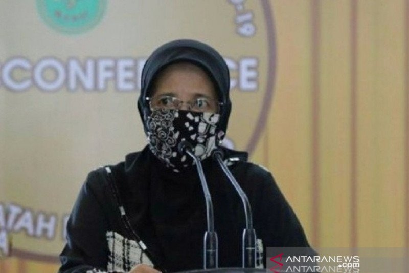 Meski menurun, COVID-19 Pekanbaru masih tertinggi di Riau