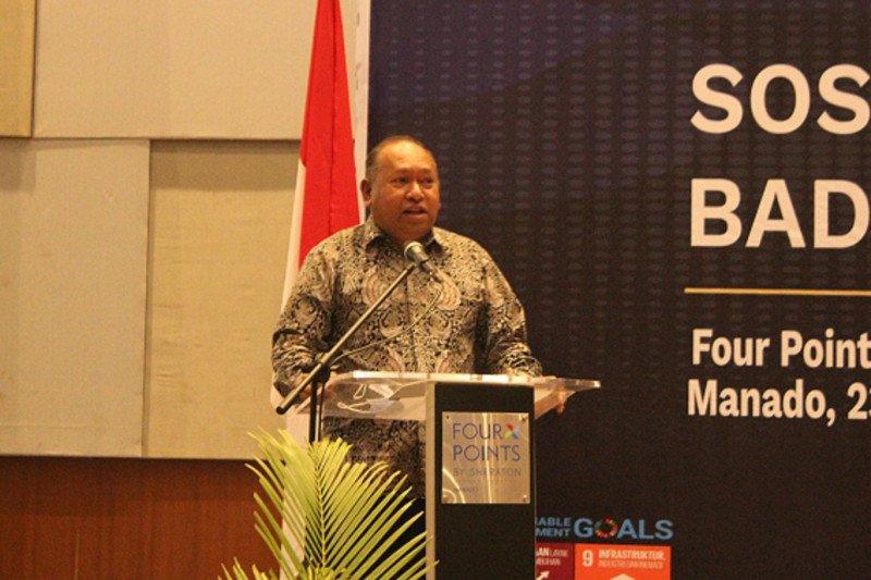 Dinas Pariwisata Sulut mendorong legalitas badan usaha