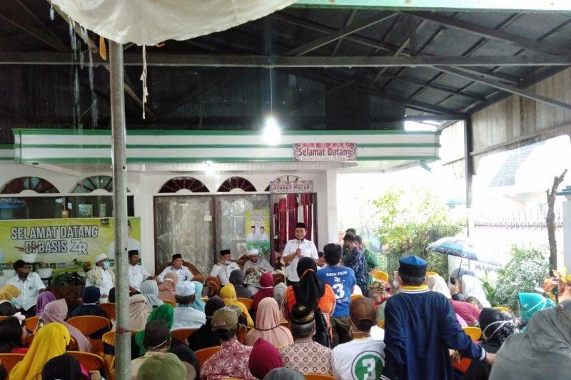 Mantan Ketua DPRD Tanbu ajak warga pilih pemimpin berpengalaman