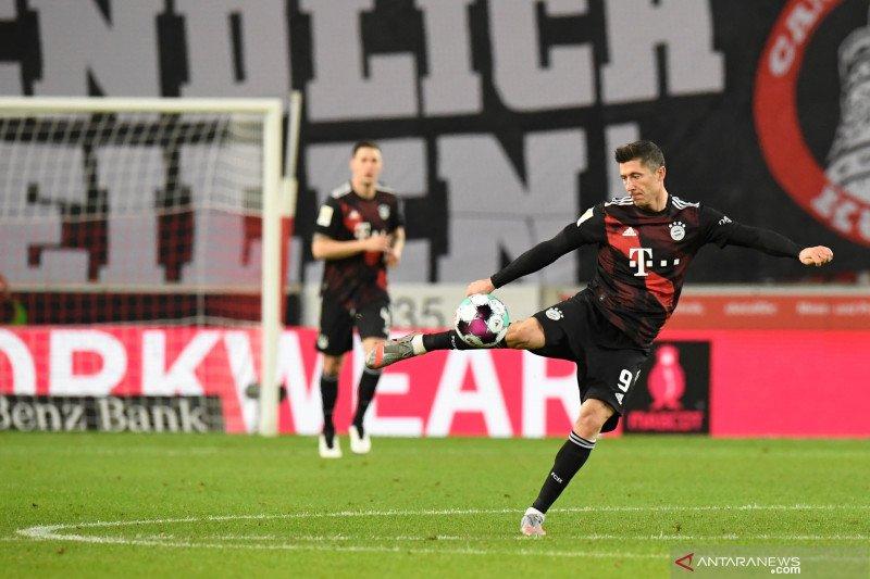 Liga Jerman, Bayern dan Leipzig kembali ke jalur kemenangan