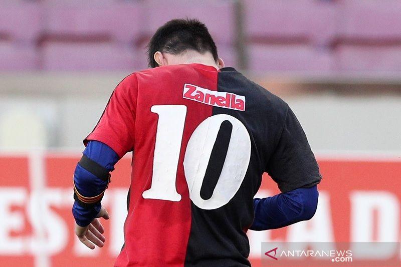 Barcelona membekuk Osasuna 4-0