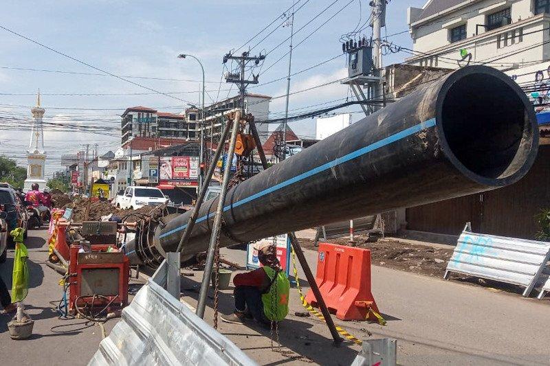 Yogyakarta menargetkan capaian kinerja fisik 95 persen akhir November