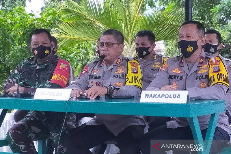 Kapolda Sulawesi Tengah tegaskan tidak ada gereja dibakar di Sigi