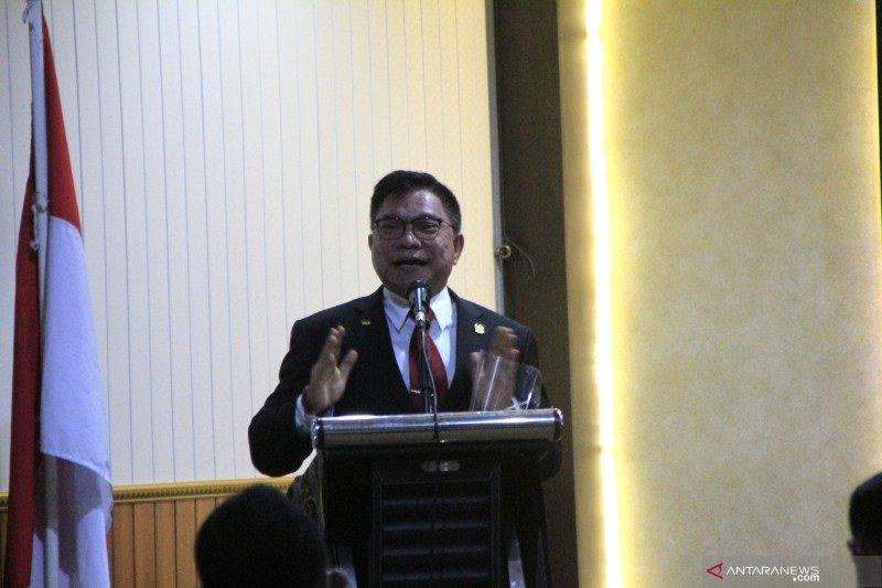 Dana hibah  KONI NTT tahun 2020 belum cair