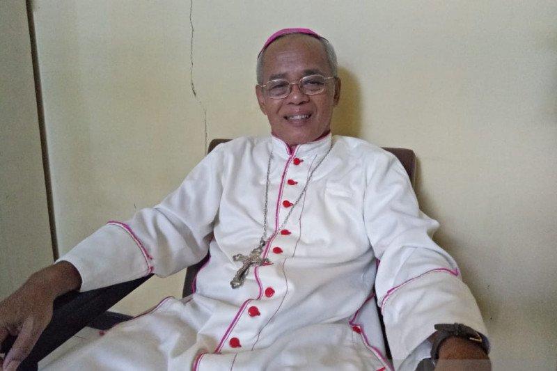Uskup Murwito ajak warga Asmat gunakan hak pilih, tidak ada kekerasan
