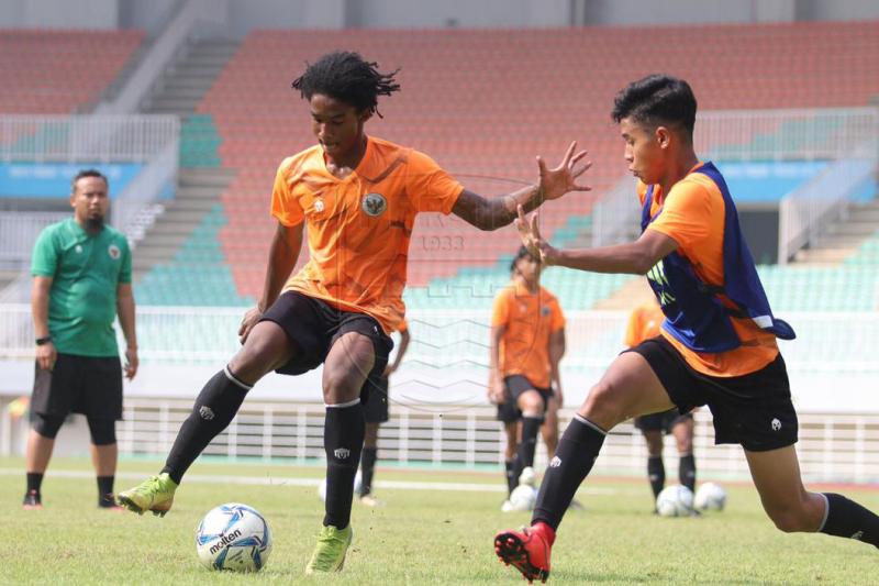 Pemain Persib Bandung Ronaldo berharap kembali dipanggil TC timnas U-16