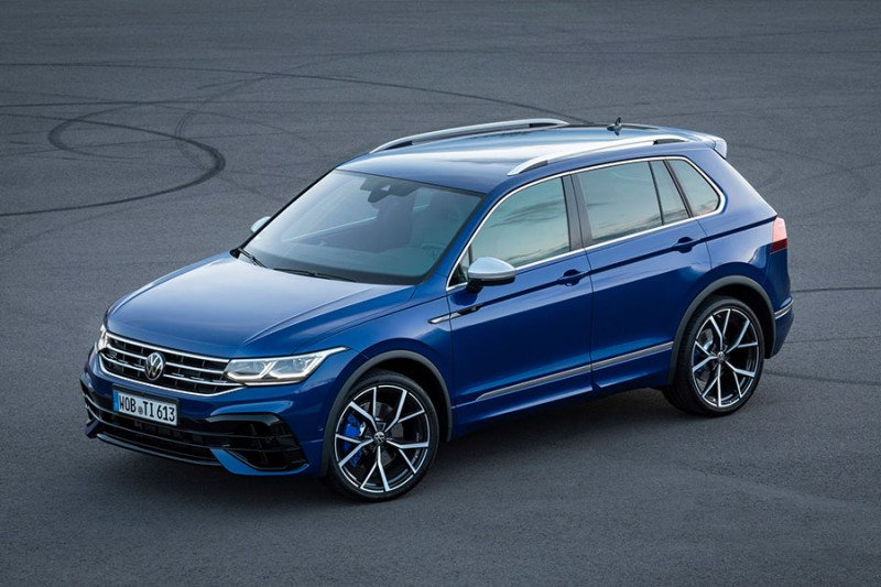 Mobil VW Tiguan R dibanderol harga hampir Rp1 miliar, sudah bisa dipesan