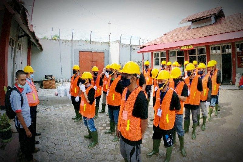 Begini upaya Lapas Sampit mengurangi residivis