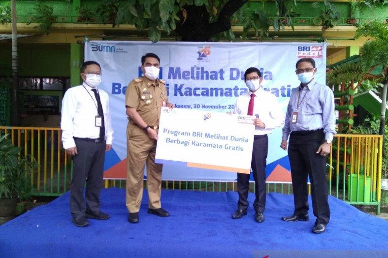 Kanwil BRI-Dinas Pendidikan Makassar siap kerjasama program menabung bagi pelajar