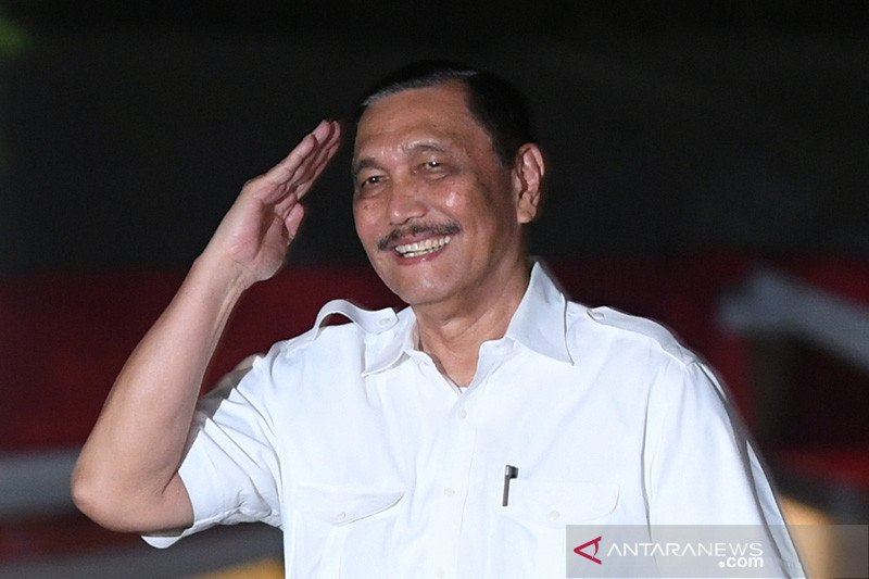 Luhut Pandjaitan kandidat tunggal Ketum PB PASI 2021-2025