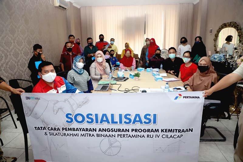 Pertamina RU IV Cilacap ajak UMKM binaannya naik kelas