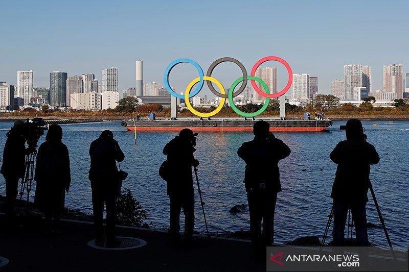 Sepertiga penduduk Jepang inginkan  Olimpiade Tokyo dibatalkan