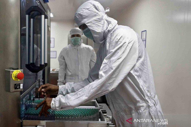 India akan tinjau vaksin COVID-19 usai peringatan pembekuan darah