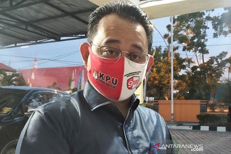 KPU Kalteng belum pastikan cagub petahana ikut debat pilkada