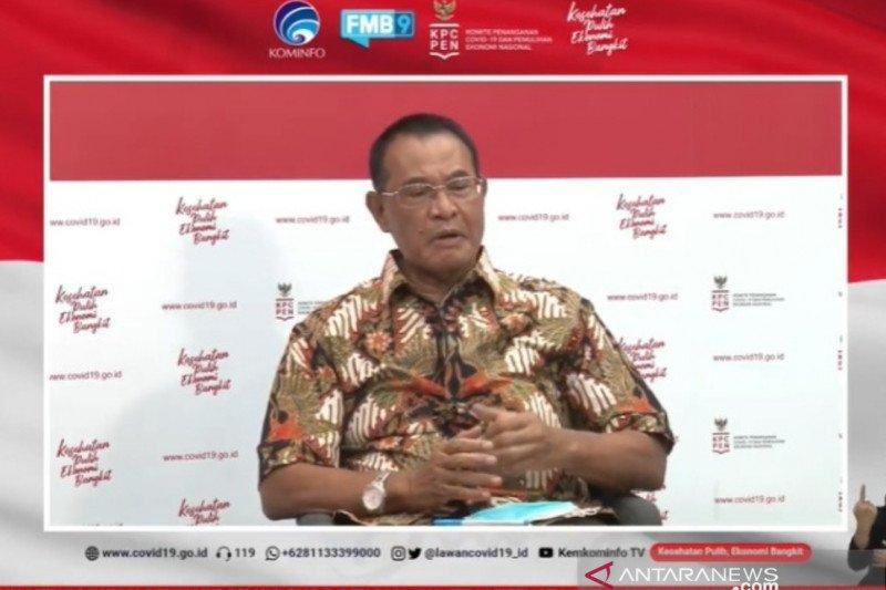 Kemenkes: Fokus atasi kesehatan adalah cara  pulihkan ekonomi Indonesia