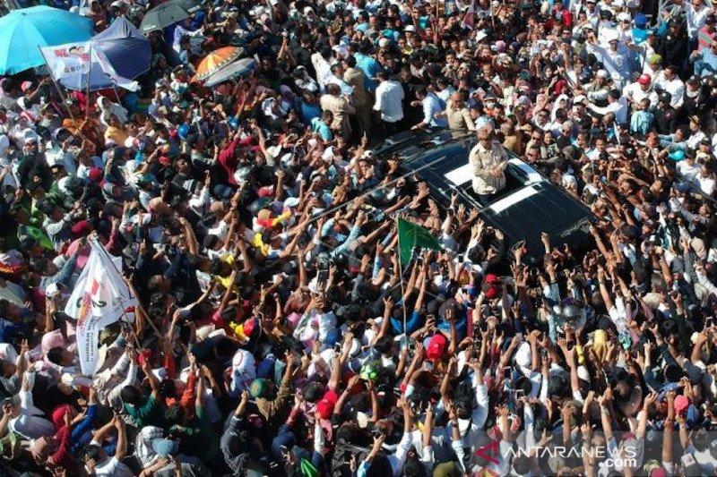 Menguji tuah Prabowo Subianto di Pilkada Sumbar 2020