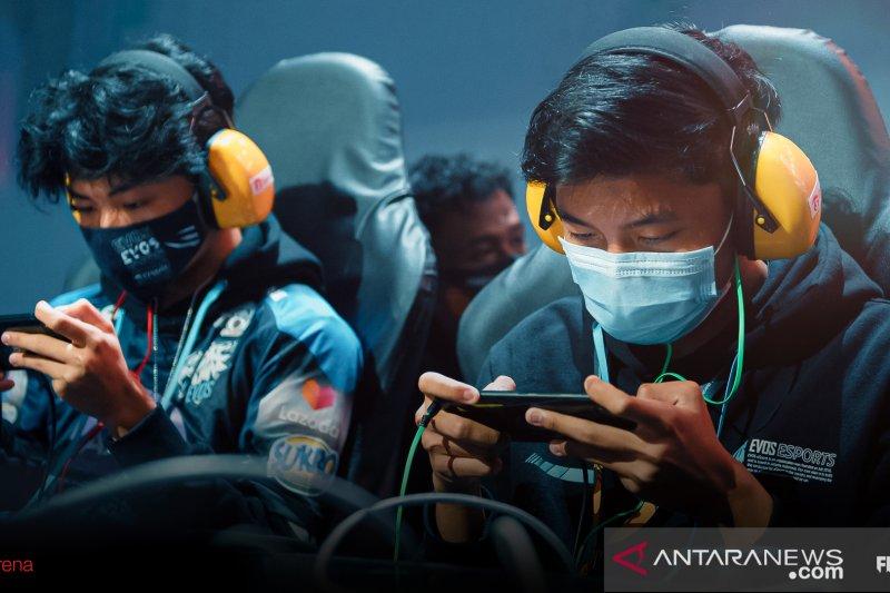 RRQ Hades dan EVOS  Esports raih posisi 5 besar di FFCS Asia