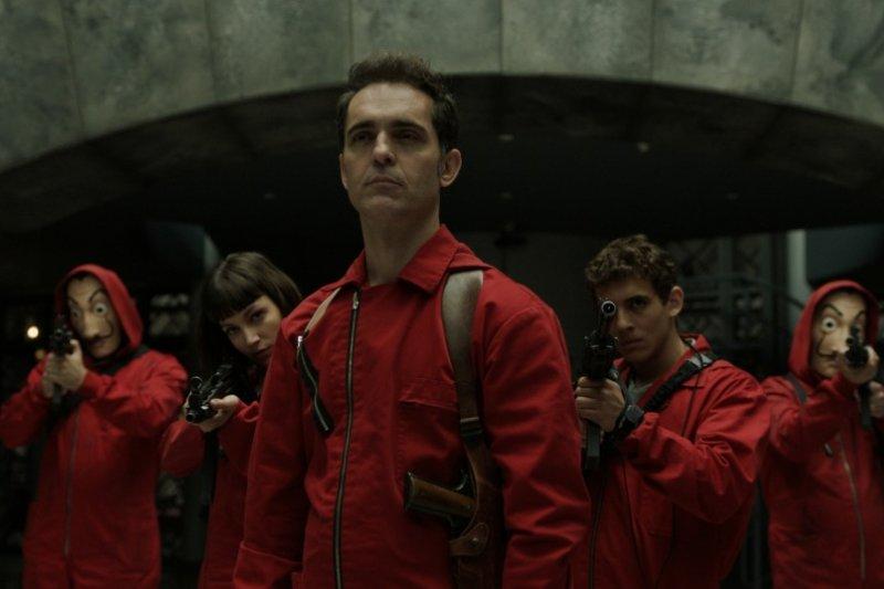 Netflix akan hadirkan 'Money Heist' versi Korea